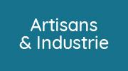 Bouton menu Artisans et industrie
