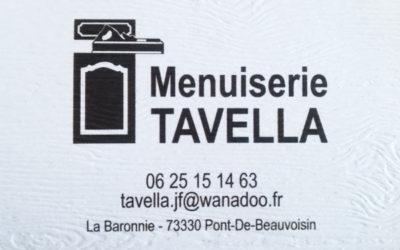 Menuiserie Tavella