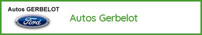 Autos Gerbelot - Automobile et 2 roues
