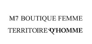 M7 Boutique / Territoire d'Homme