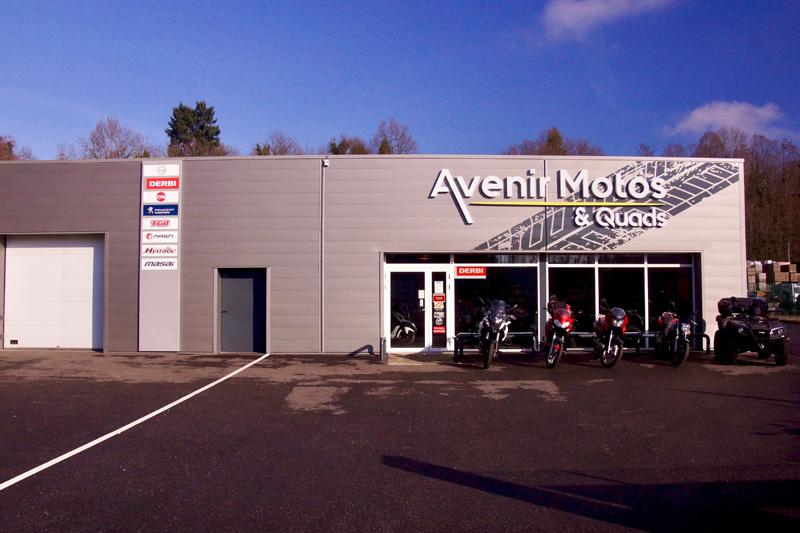 Avenir moto