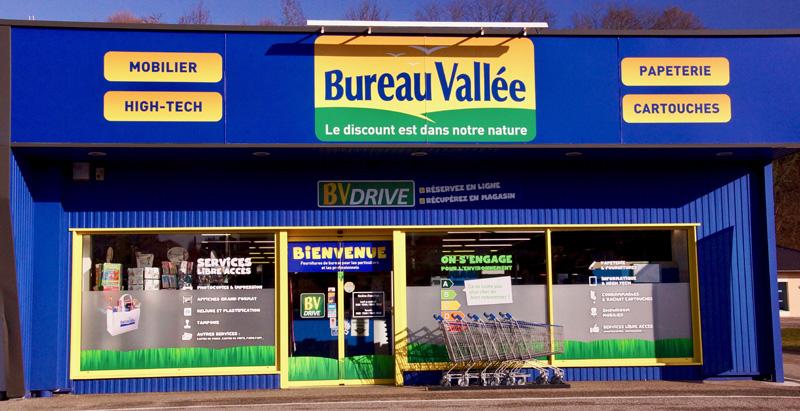Bureau Vallée