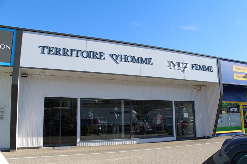 M7 Boutique Femme - Territoire d'Homme