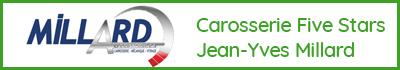 Carrosserie Five Stars Jean-Yves Millard - Automobile et 2 roues