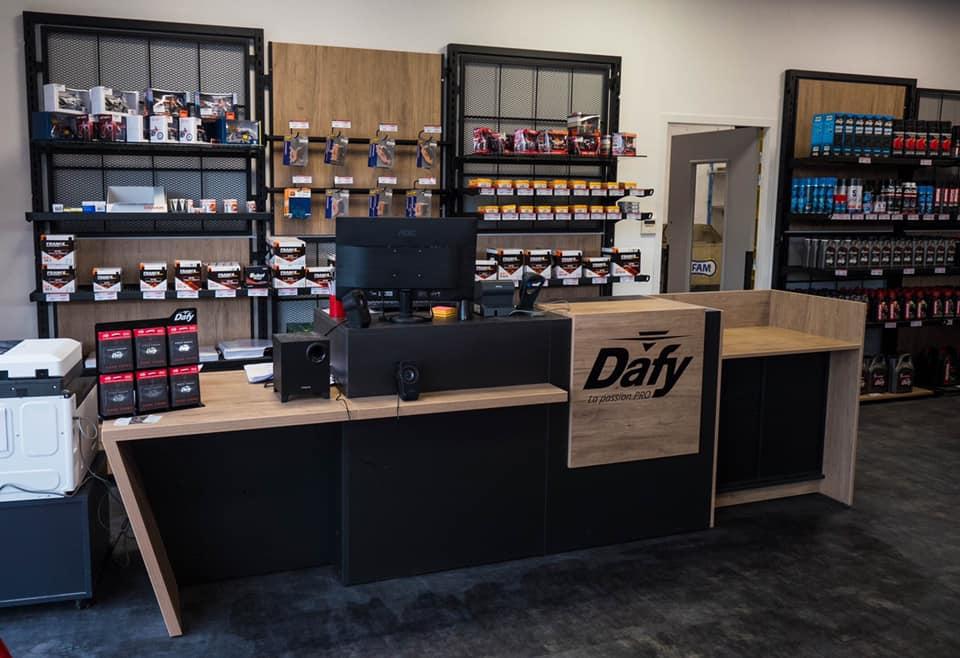 dafy magasin 1
